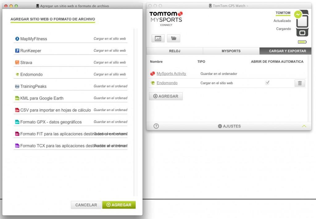 TomTom MySports Connect