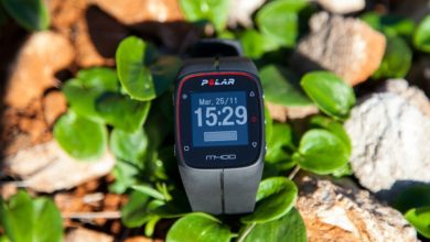 Foto de Polar M400, reloj GPS de running   Análisis completo
