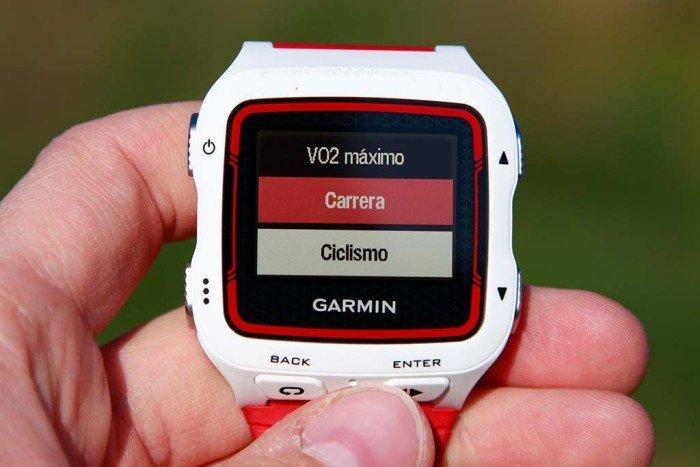 Garmin Forerunner 920xt - VO2max