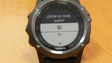 Foto de Garmin Connect se actualiza para detectar el sueño de forma automática y cambiar el diseño de entrenamientos