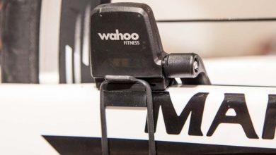 Foto de Wahoo Blue SC, sensor de cadencia y velocidad ANT+/Bluetooth | Análisis completo