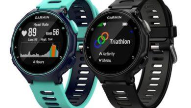 Foto de Garmin Forerunner 735XT, nuevo reloj de triatlón con sensor de pulso óptico