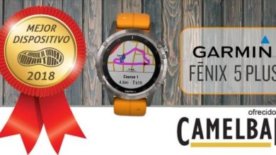 Foto de Mejor dispositivo de entrenamiento 2018 – Garmin Fenix 5 Plus