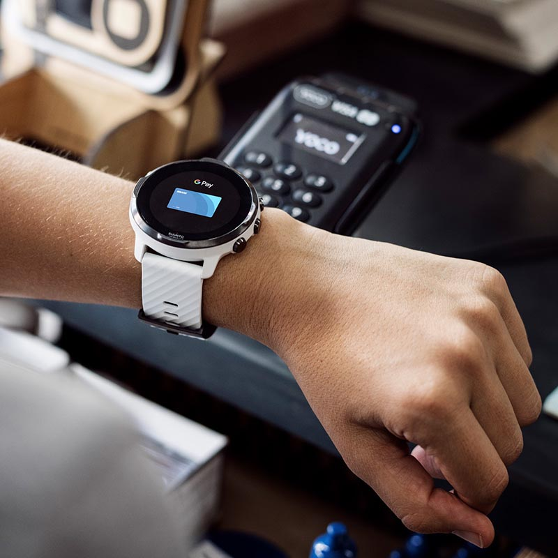 Suunto 7 - Google Pay